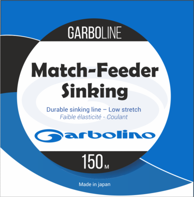 Nylon Garbolino Match-Feeder Sinking 150m