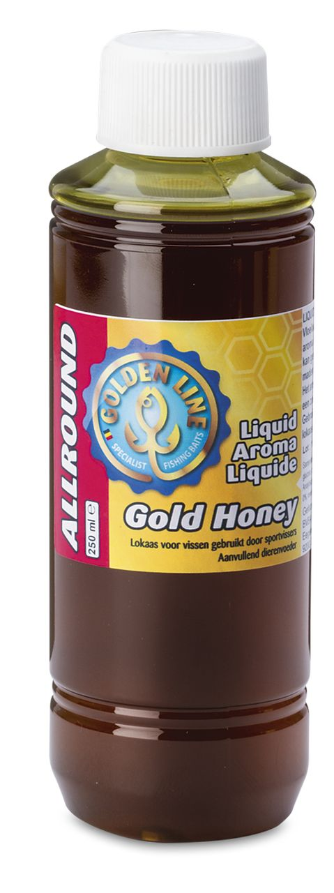 Arôme Champion Feed Gold Honey 250 ml