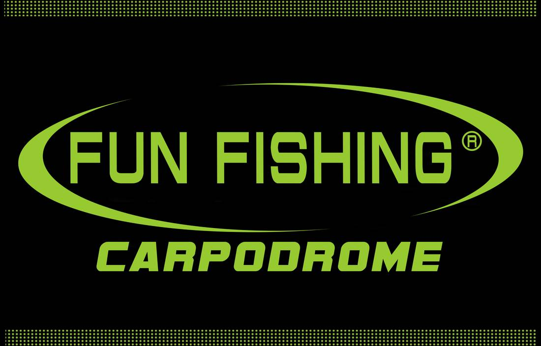 Serviette Fun Fishing Pro Carp Series X1
