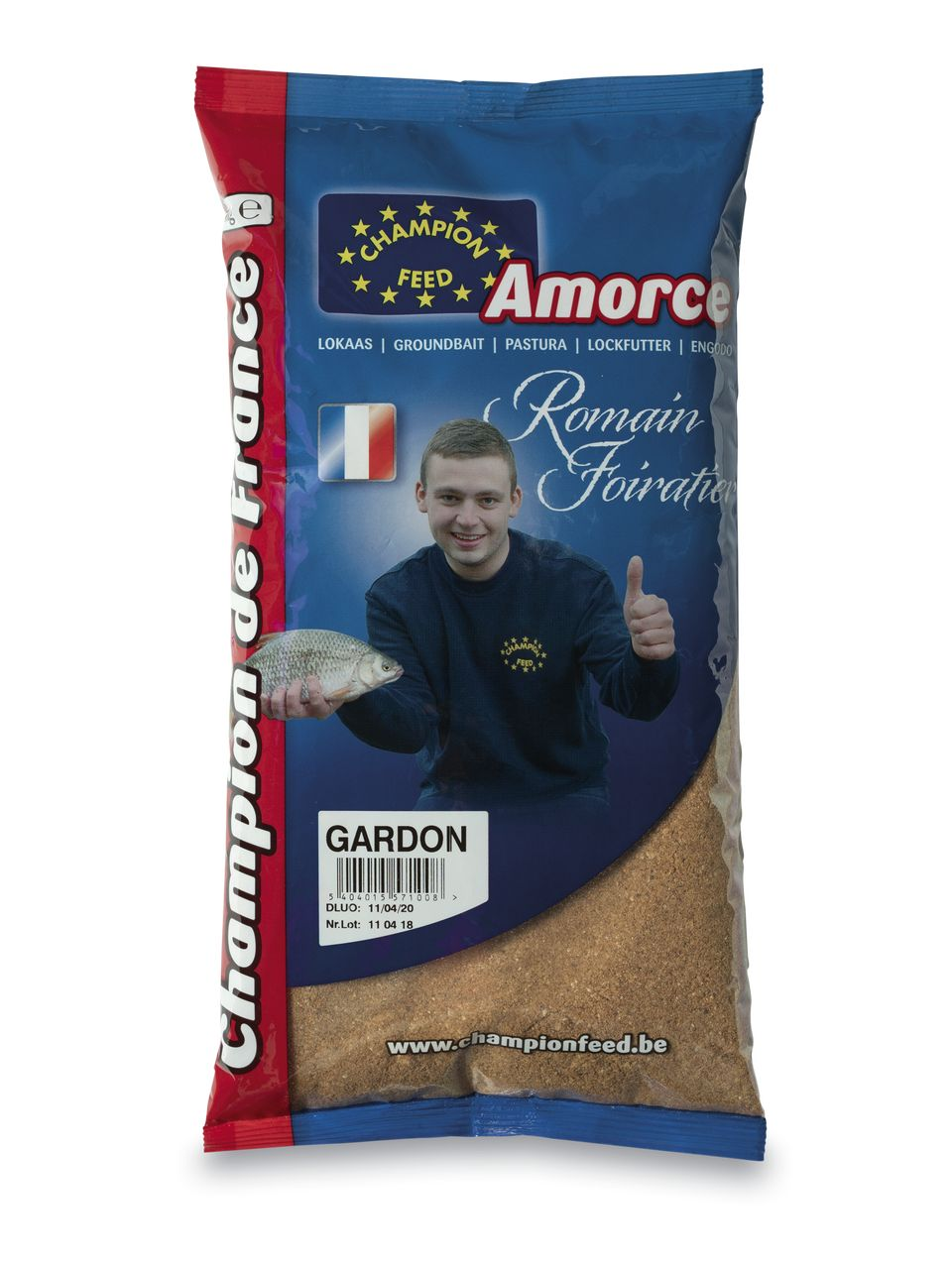 Amorce Champion Feed Champion de France Gardon 1kg