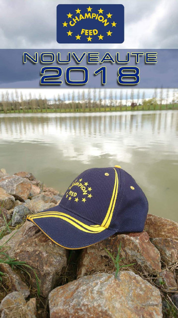 Casquette Navy Champion Feed Brodée