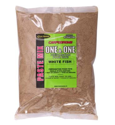 Pâte One&One Fun Fishing White Fish 500gr