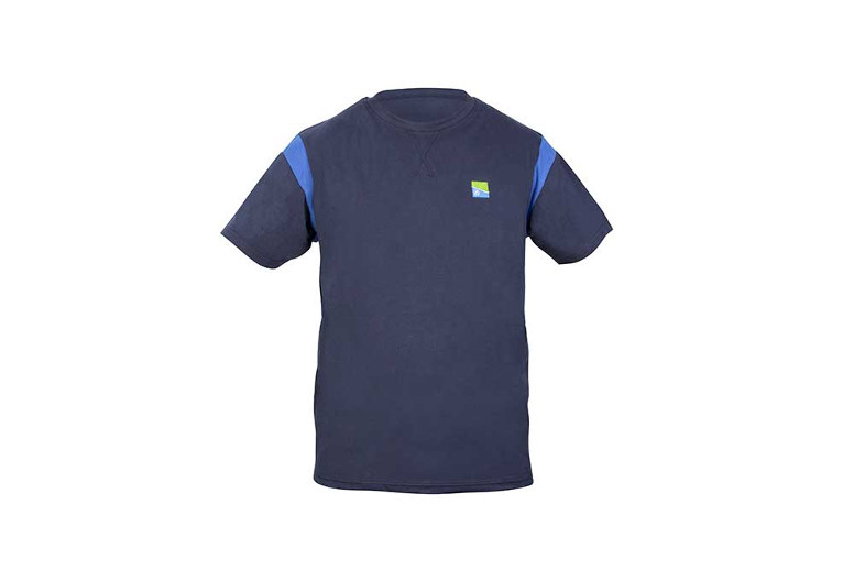 T-Shirt Navy Preston