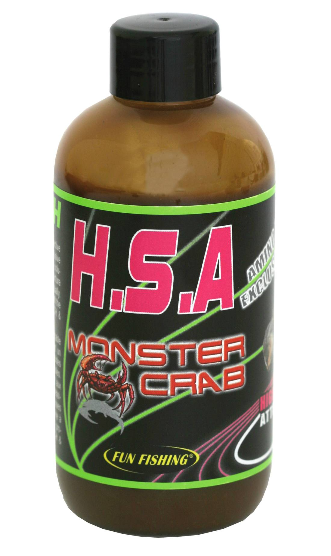 HSA Fun Fishing Monster Crab 185ml