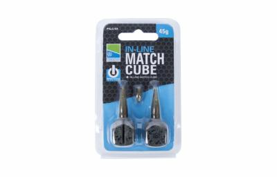 Plombs Feeder Preston In Line Match Cubes 15g