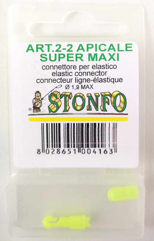 Connecteur Stonfo Super Maxi Jaune