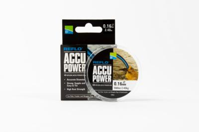 Nylon Preston Accu Power 150m 0.16mm