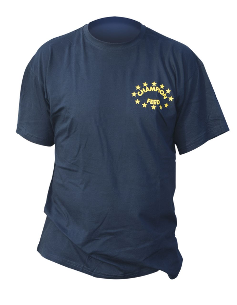 T-Shirt Navy Champion Feed XXXL