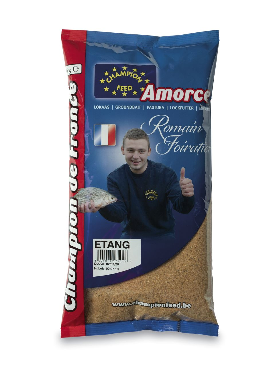 Amorce Champion Feed Champion de France Etang 1kg