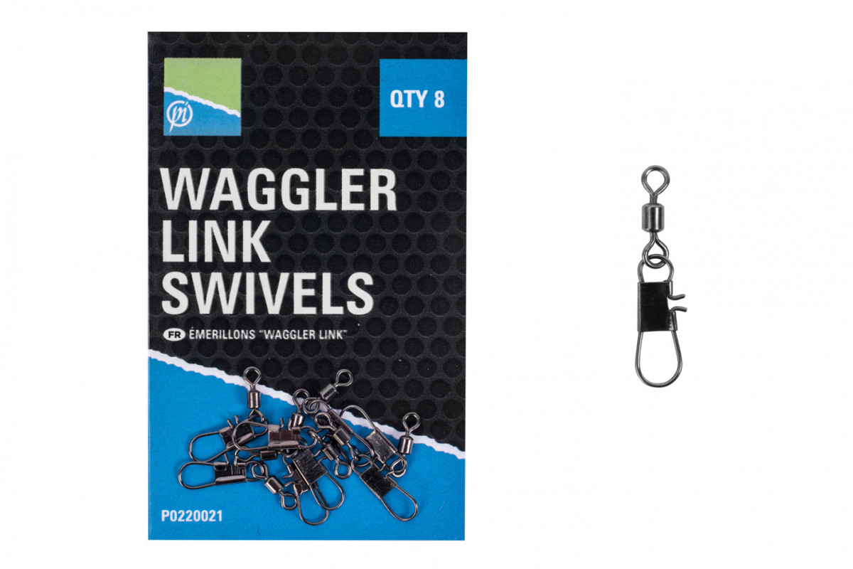 Agraphe Preston Waggler Link Swivels