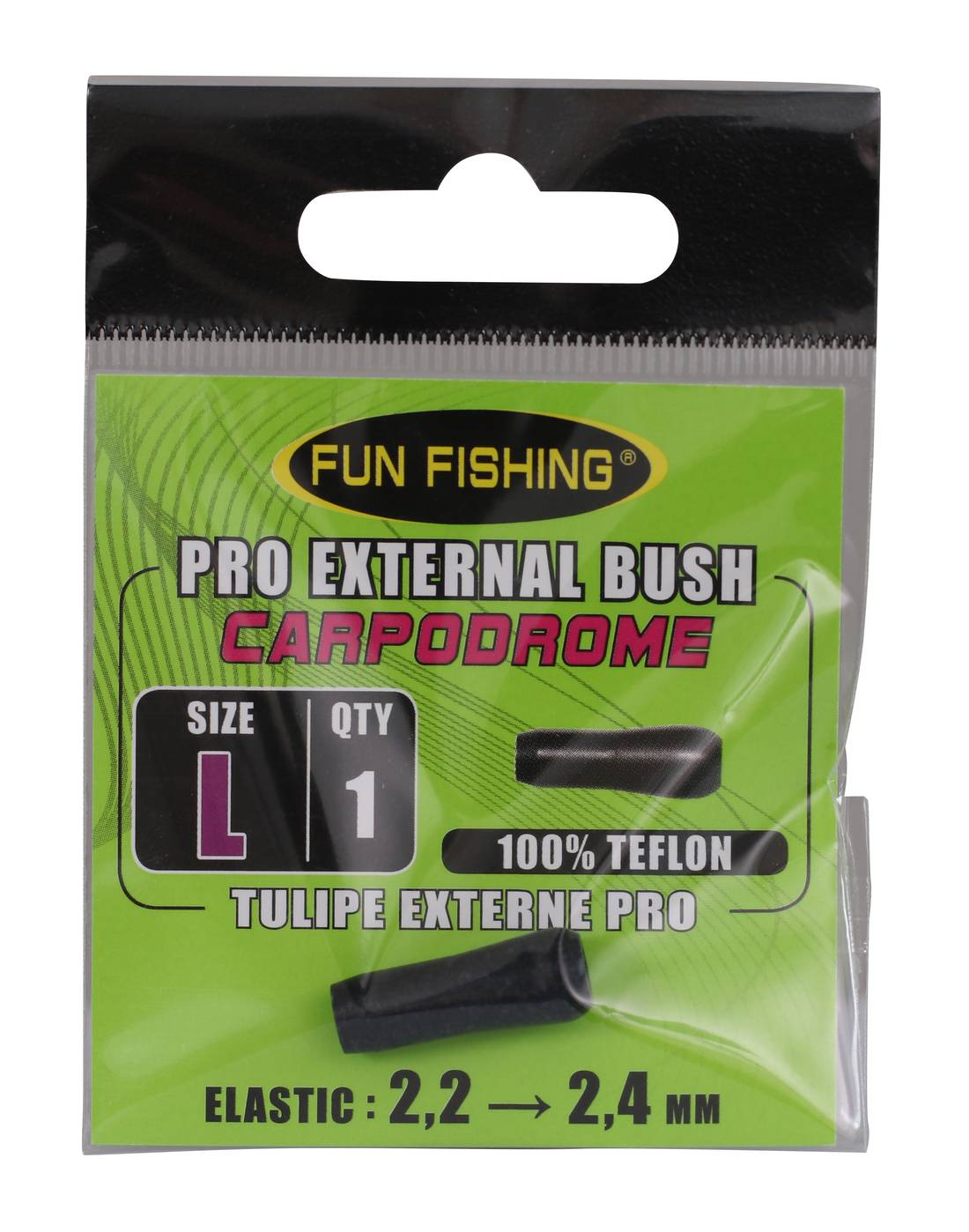 Tulipes Externes PRO Fun Fishing Large