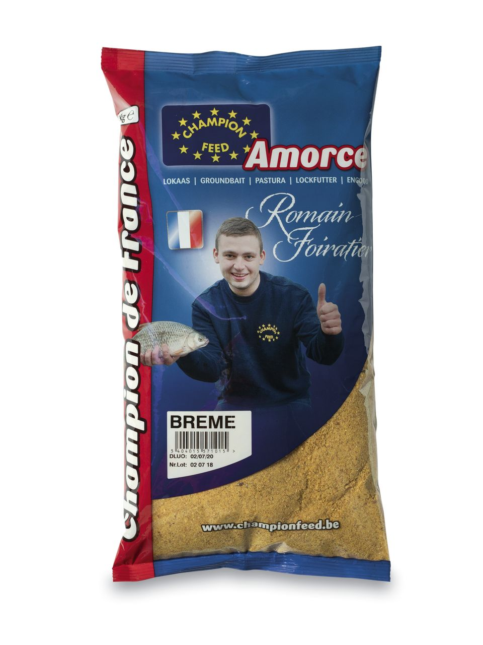 Amorce Champion Feed Champion de france Breme 1kg