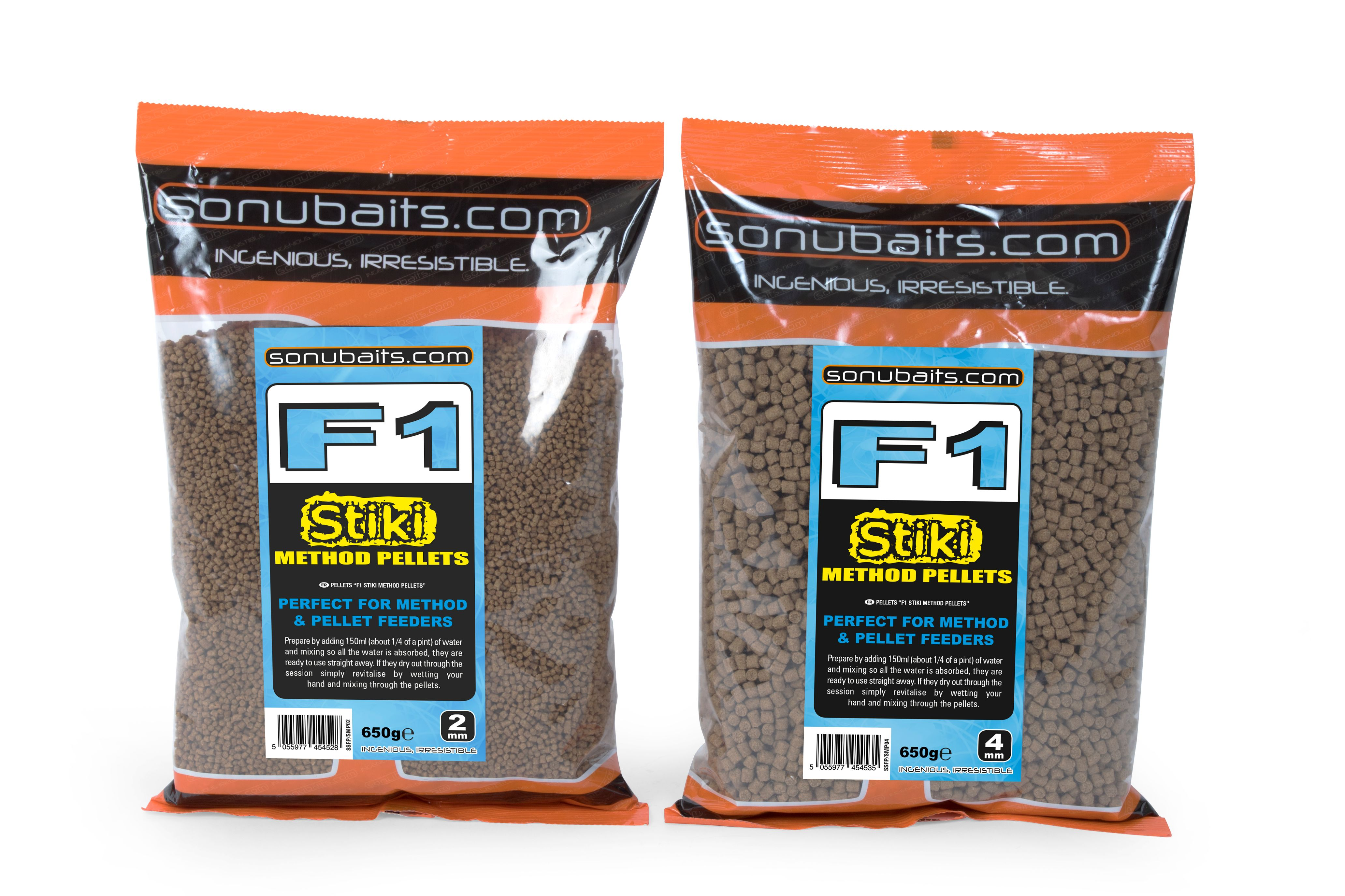 Pellets Sonubaits F1 Stiki Method Pellets