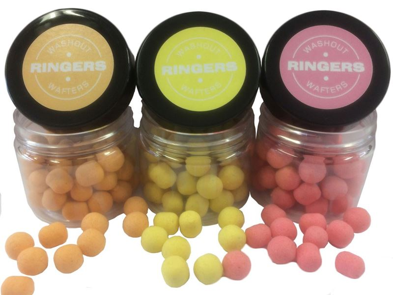 Ringers Baits Washout Wafters orange