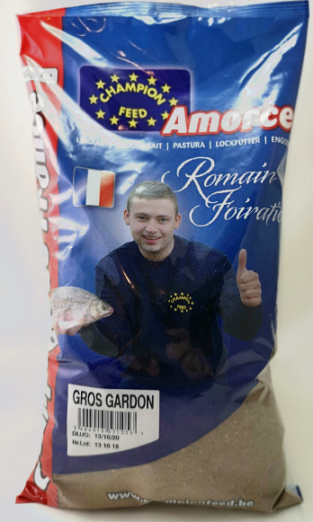 Amorce Champion Feed Champion De France Gros Gardons 1kg