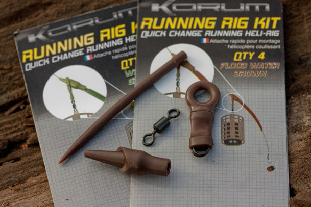 Kit Korum Montage Feeder Camo Runing XL