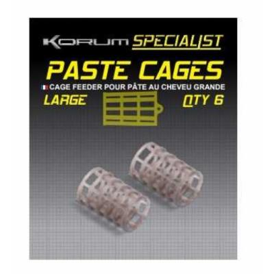 Paste Cages Korum